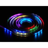 "Dilux - Светодиодная лента ""Бегущая волна"" SMD 5050 (30 LED/m) RGB RW 3 LED IP68 чип 6803"