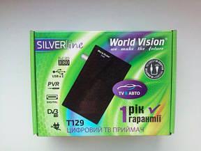 Ресивер наземного вещания World Vision T129, фото 2