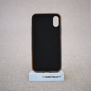 Чехол Moshi iGlaze Slim iPhone X armor black (99MO0101001) EAN/UPC: 4713057252532, фото 2