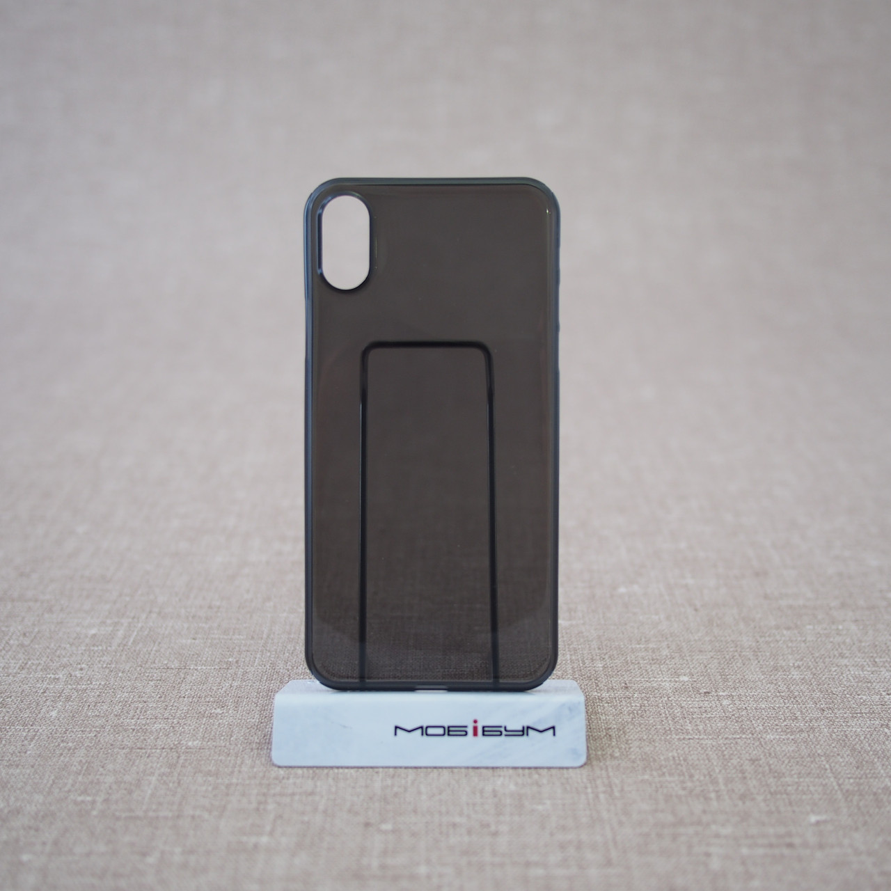 Чехол Moshi Superskin Exceptionally Thin iPhone X black (99MO111063) EAN/UPC: 4713057253966