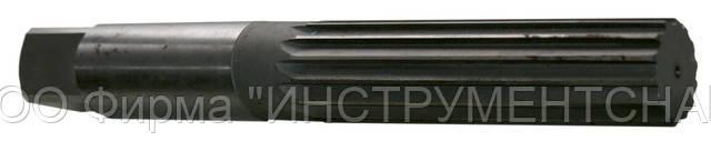Развертка ручная 37,0 мм,(305/152 мм), 9ХС,  ц/х, цилиндрическая, (Z12)