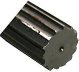 Развертка ручная 37,0 мм,(305/152 мм), 9ХС,  ц/х, цилиндрическая, (Z12), фото 3