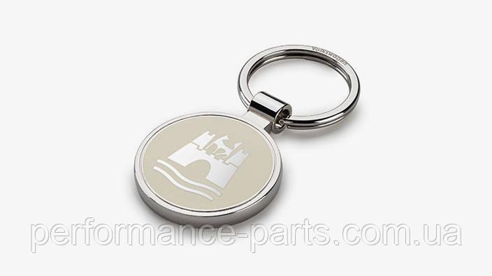 Брелок для ключей Volkswagen Wolfsburg Edition Key Tag,  000087010AR229