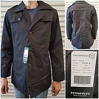 Куртка мужская демисезонная коттоновая удлиненная FROMPOLES