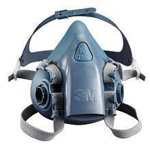 Полумаска-респиратор, размер М - 3М (7502)