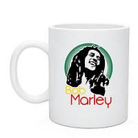 Кружка Bob Marley Боб Марли