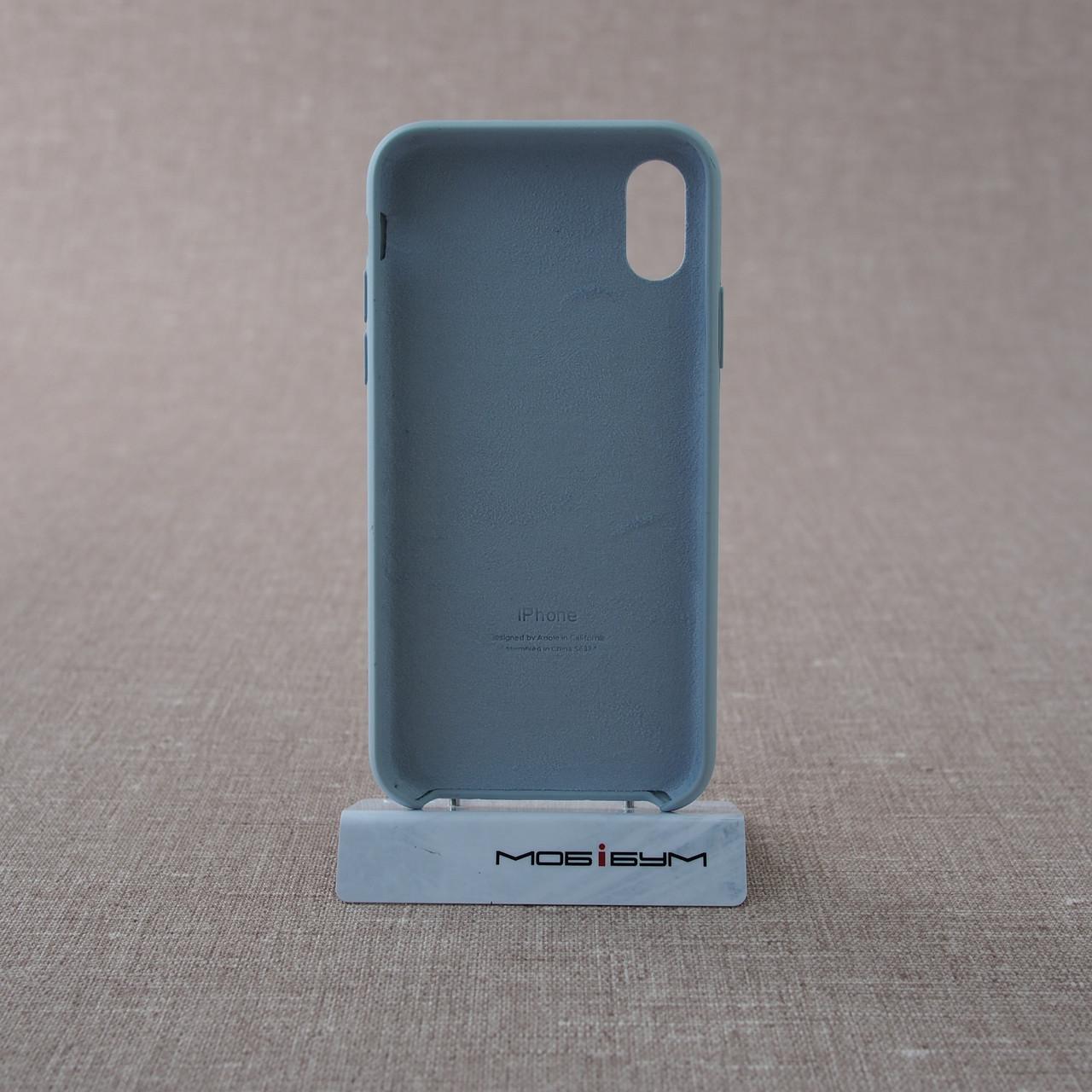 Apple iPhone X mist Для телефона Бежевый Чехол