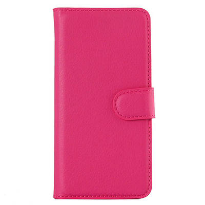 Чехол книжка на iPhone 6/6s Flip Wallet розовый