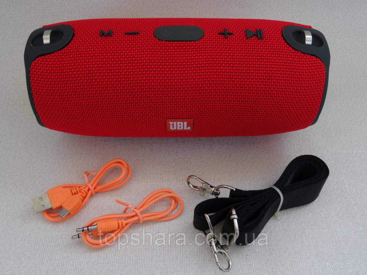 Мінідінамік бездротовий Bluetooth JBL XTREME mini RED