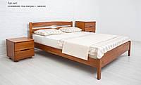 Кровать односпальная деревянная Ликерия Люкс 0,8м