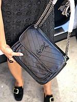 Женская сумка SAINT LAURENT Niki Chain' (реплика), фото 1