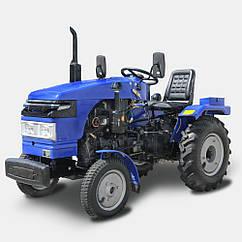 Трактор Т22РК Xingtai (22 л.с., 2 цилин. 4х2, колеса 4.00-12/7.50-20, (КПП 6+2), регул. колея