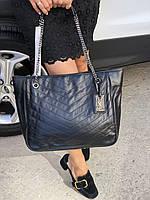 Женская сумка-тоут 'Niki' SAINT LAURENT  (реплика), фото 1