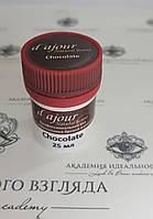 Хна для биотатуажа  D'ajour Chocolate