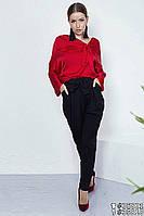 Яркая блуза 35821 42–48р. в расцветках