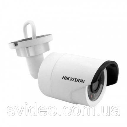 Уличная IP видеокамера Hikvision DS-2CD2042WD-I   4мм, угол 83°, 4 Мп, фото 2