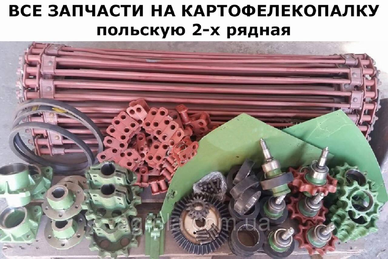 Транспортеры на двухрядную картофелекопалку конвейера ленточные конструктивные особенности