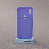 "Чохол TPU Remax Jelly iPhone Xs / X {5.8 ""} violet, фото 2"