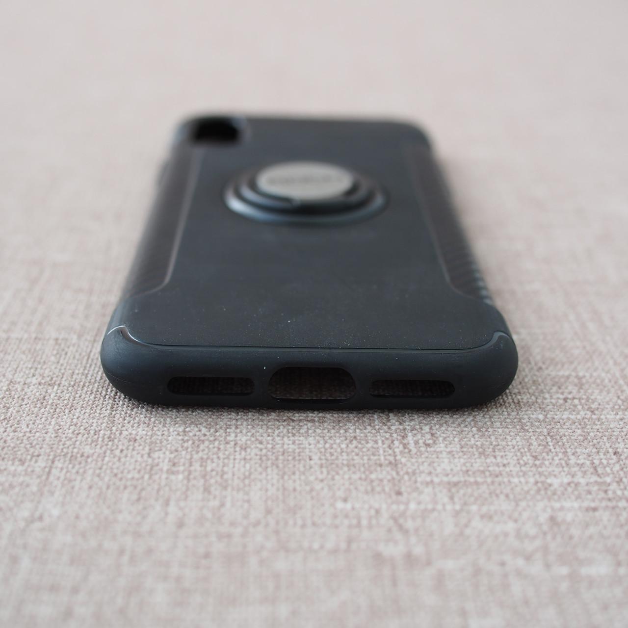 Накладка ROCK Magnet iPhone Xs Для телефона Чехол Rock