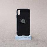 """Накладка ROCK Magnet iPhone Xs/X {5.8""""} black, фото 2"""