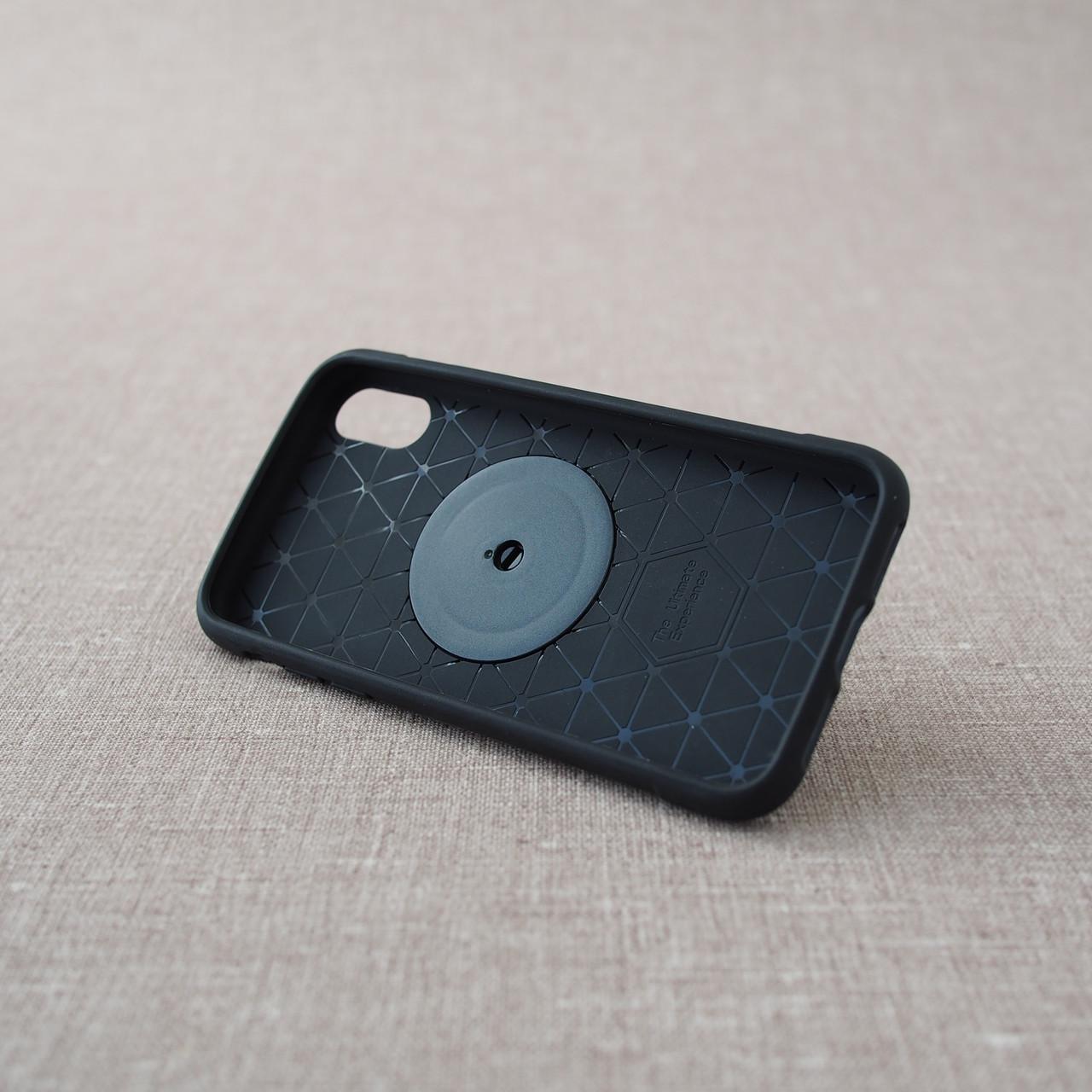 """Накладка ROCK Magnet iPhone Xs/X {5.8""""} black"""