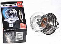 Лампа 24V 75/70 фарная R2 (Tes-lamps)