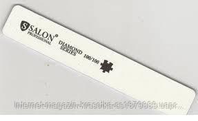 Пилка Salon Professional DIAMOND 100/100 широкая