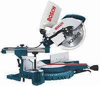 Пила торцовочная с протяжкой Bosch GCM 10 S Professional (0601B20508)