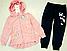 Трикотажный костюм для девочек , Венгрия ,Graсe, 98-104, 104-110, рр.арт.G80660,, фото 2