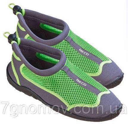 Тапочки для кораллов, аквашузы, обувь для плавания, дайвинга, серфинга BECO 90661 118 р. 42, фото 2