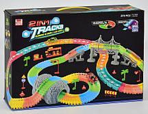 Светящаяся гибкая гоночная трассаMagic Track 170235