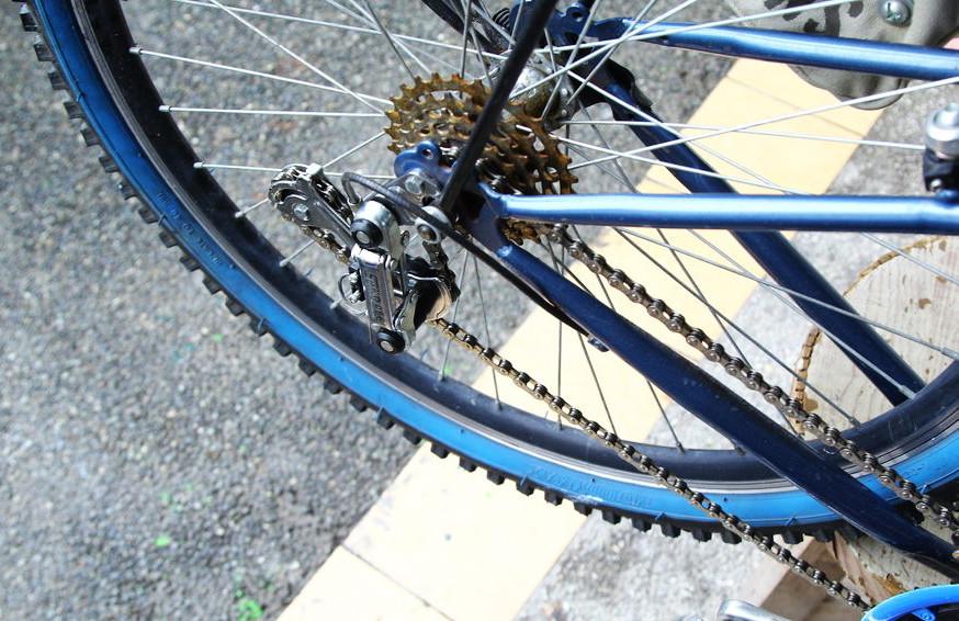 цепь велосипедная