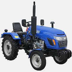 Трактор Т240 Xingtai (24 л.с., 3 цилин. 4х2, колеса 4.00-14/7.50-20, (КПП 6+2)