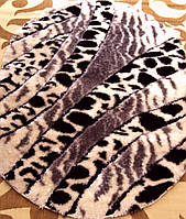 "Ковер 3D Shaggi ""Leopard"" grey"