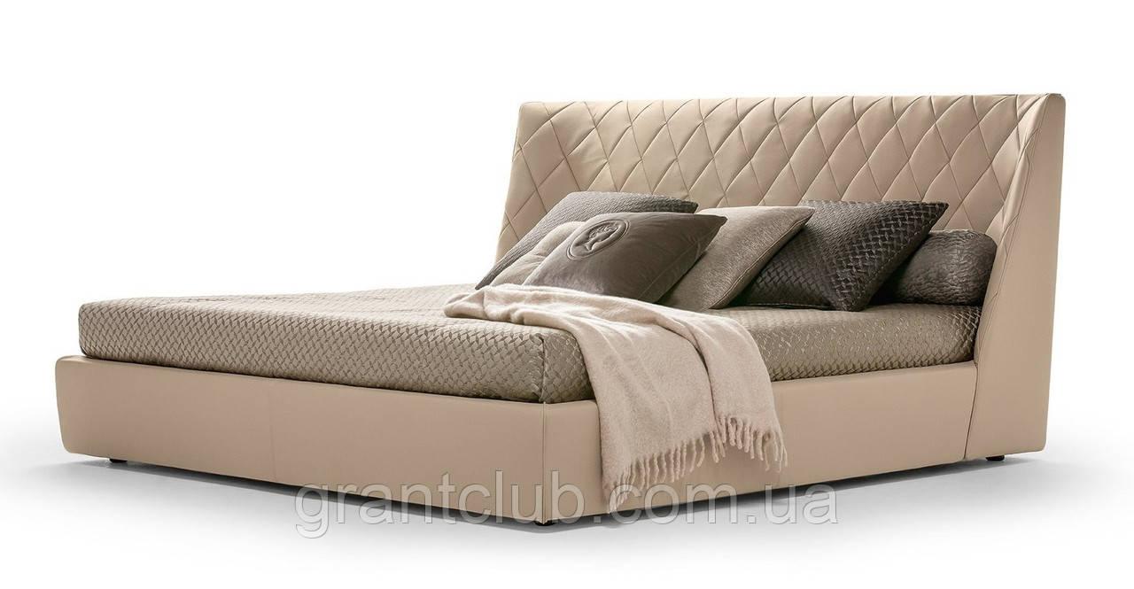 Італійська ліжко GRACE фабрика ALBERTA для матраца 180 х 200