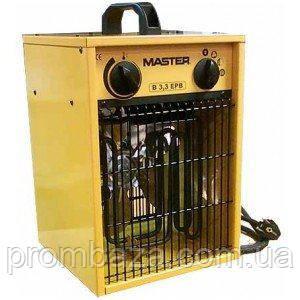 Электрический нагреватель воздуха Master B 3.3 EPB, фото 2
