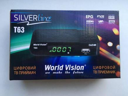 Ресивер наземного вещания World Vision T63, фото 2