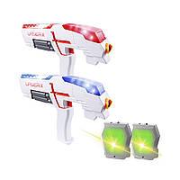 Игровой набор для лазерных боев Laser X для двух игроков (88016)