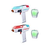 Игровой набор лазерных боев Laser X Мини для двух игроков (88053)