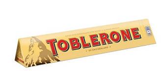 Шоколад Toblerone молочный 100 г