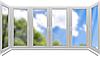 М/п окно для балкона/лоджии Классик
