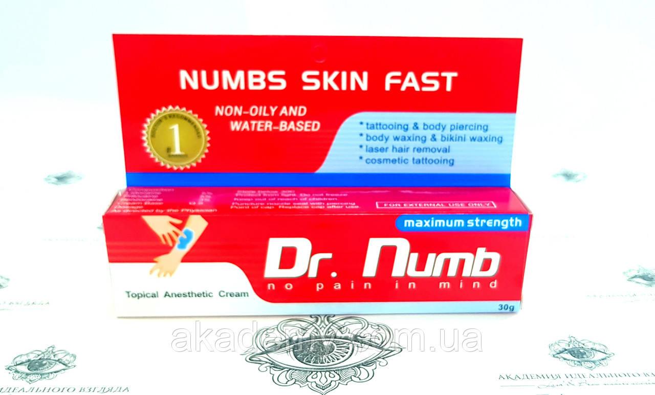 Крем анестетик Dr. Numb 30g
