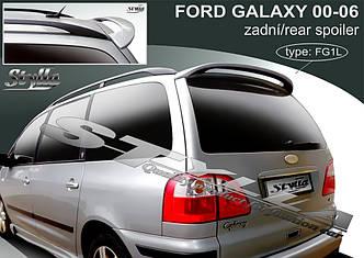 Спойлер козырек тюнинг Ford Galaxy