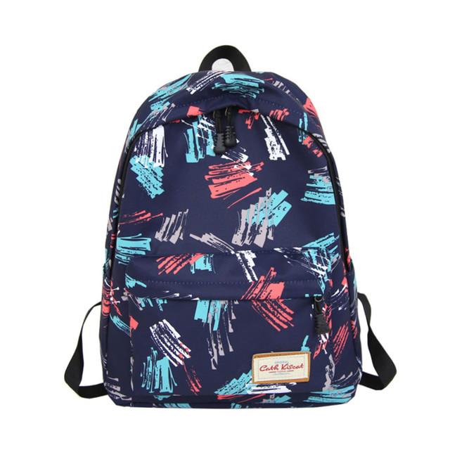 Молодежный рюкзак Краски