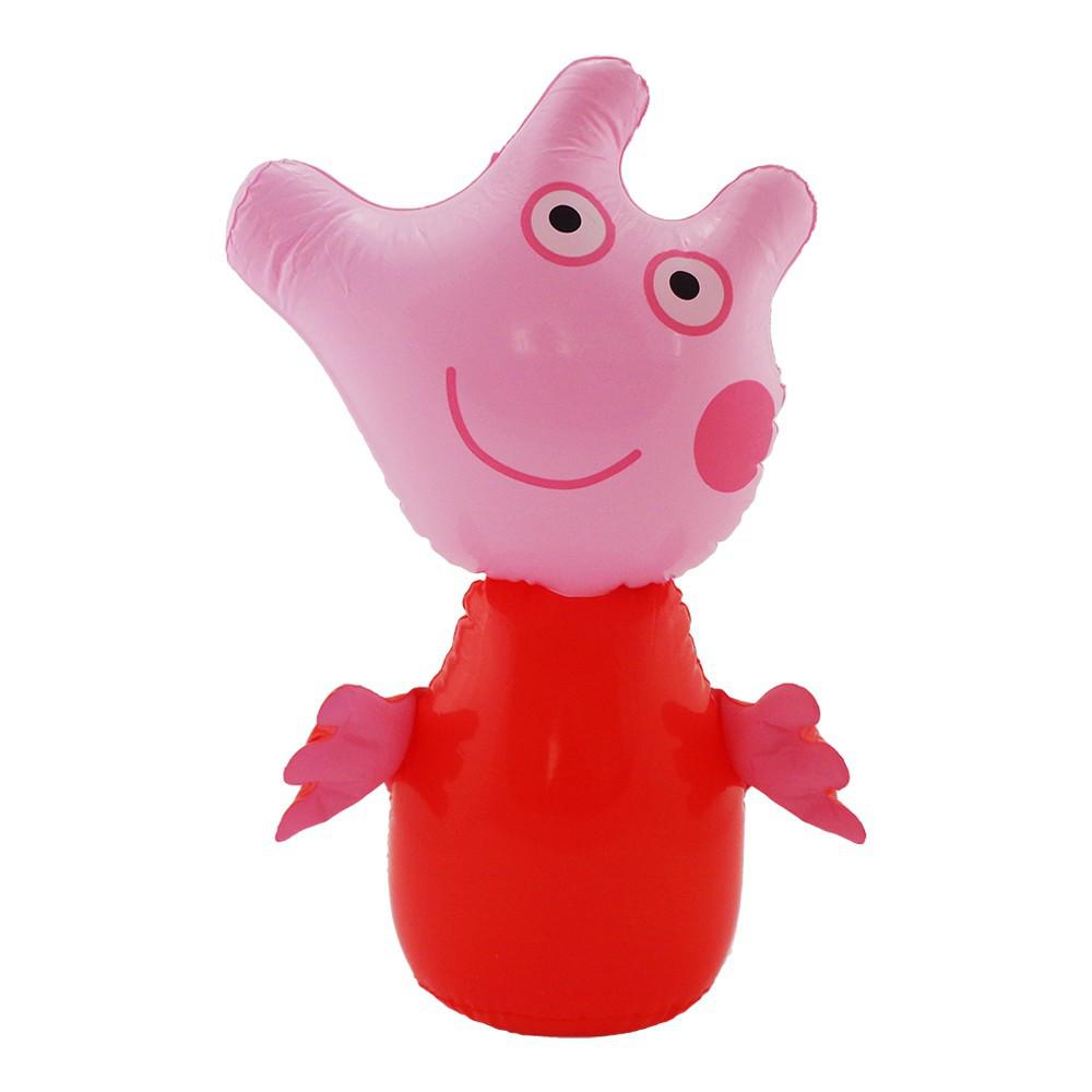 Надувная неваляшка Свинка