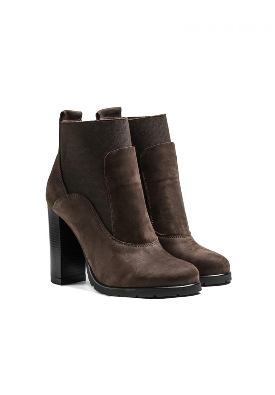 Ботинки Kasandra 115 36 Коричневый