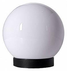 """Світильник вуличний типу """"Куля"""" опаловий Ø 150 мм Е27, E. Next"""