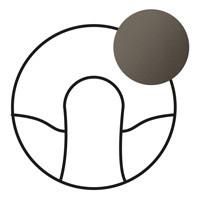 Лицевая панель - Программа Celiane - кабельный вывод Кат. № 0 671 81 - графит