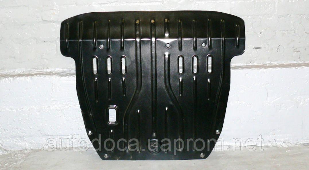 Защита картера двигателя и акпп Suzuki XL7  2007-