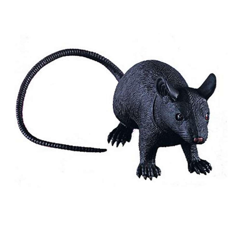 Резиновая Крыса 15х5 см